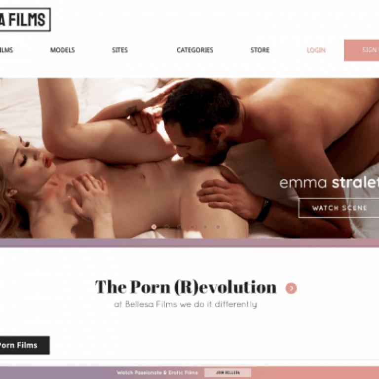 Bellesafilms - Premium Porn Sites For Women