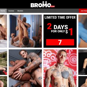 Bromo - Premium Gay Porn Sites
