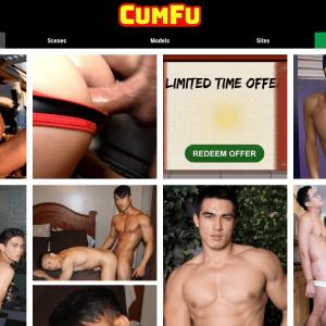 Cumfu - Premium Gay Porn Sites