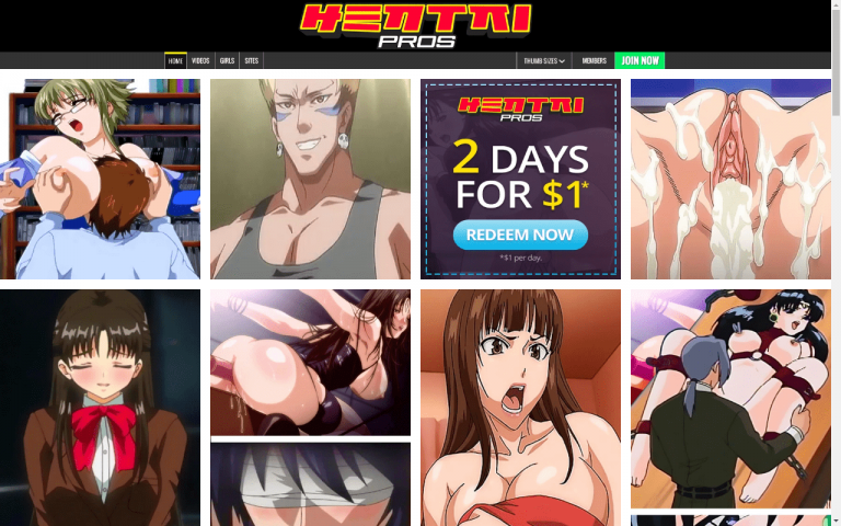 Hentaipros - Premium Hentai Porn Sites
