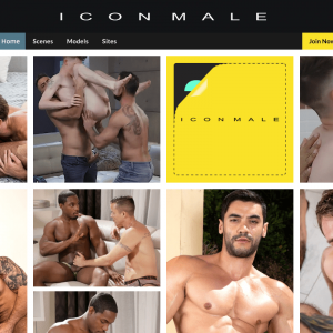 Iconmale - Premium Gay Porn Sites