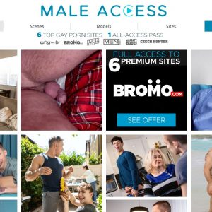 Maleaccess - Premium Gay Porn Sites