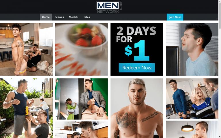 Men - Premium Gay Porn Sites