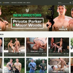 ActiveDuty - Premium Gay Porn Sites