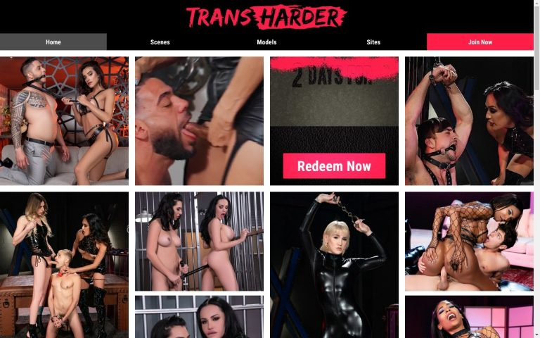 Transharder - Premium Shemale Porn Sites