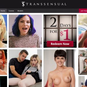 Transsensual - Premium Shemale Porn Sites