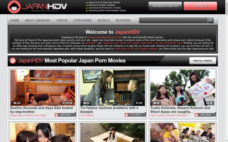Japanhdv - Premium Japanese Porn Sites