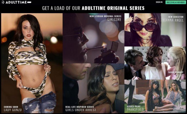 AdultTime - Premium Porn Sites