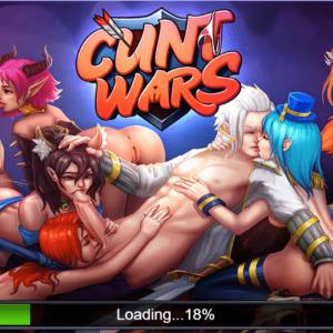 CuntWars - Porn Games Sites