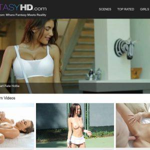FantasyHD - all Porn Sites For Women