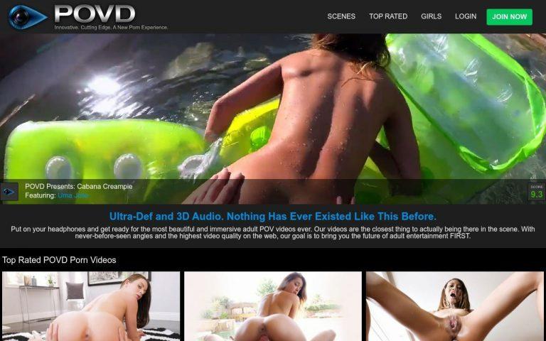POVD - all VR Porn Sites