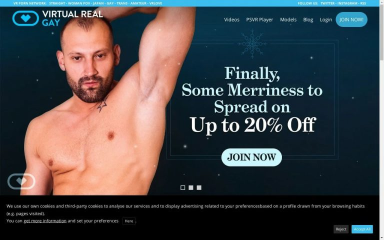 Virtual Real Gay - all Gay Vr Porn Sites