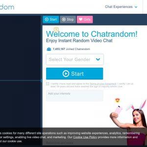 Chatrandom - all Sex Chat Sites