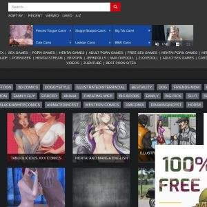 Erofus - all Porn Comics Sites