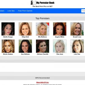 Mypornstarbook - all Pornstar Databases