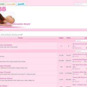 Pornbb - all Porn Forums
