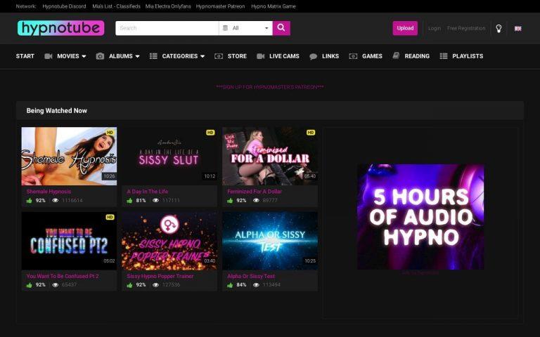 Hypnotube - all Fetish Porn Sites