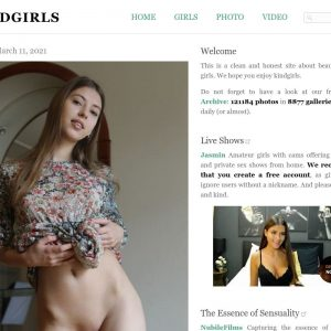 Kindgirls - all Naked Girls Galleries