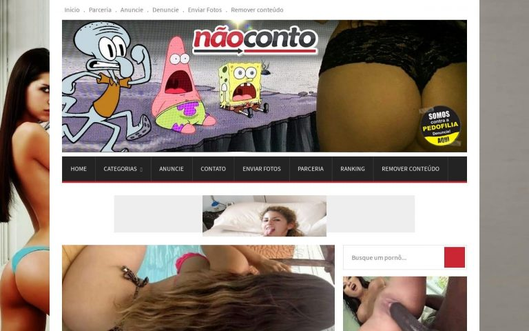 Nao Conto - all Latina Porn Sites
