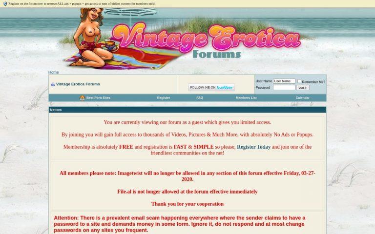 Vintage-Erotica-Forum - all Porn Forums