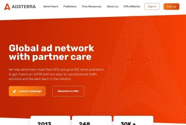 Adsterra - all Adult AD Networks