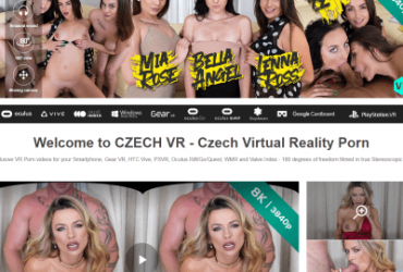 CzechVr - Premium Vr Porn Sites