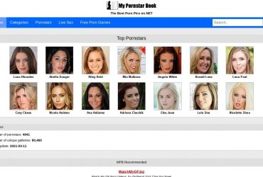Mypornstarbook - all Pornstar Databases