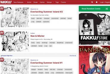 Fakku - all Hentai Manga Sites