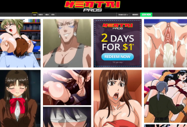 Hentaipros - Premium Hentai Porn Sites