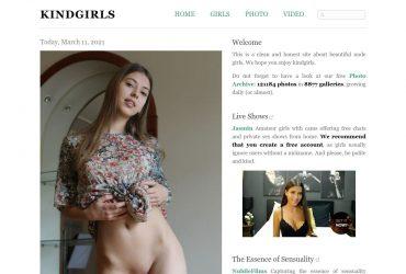 Kindgirls - all Naked Girls Galleries