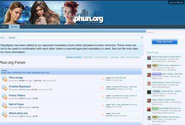 Phun - all Porn Forums