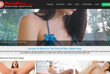 Porn Pros - all Premium Porn Sites