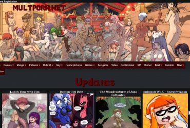 Multporn - all Porn Comics Sites