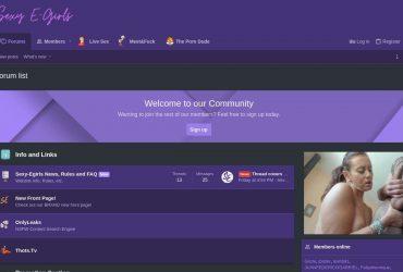 Sexy-Egirls - all Porn Forums