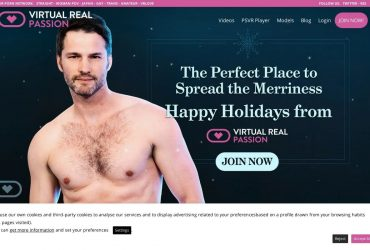 Virtual Real Passion - all Gay Vr Porn Sites