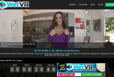 WetVR - all VR Porn Sites