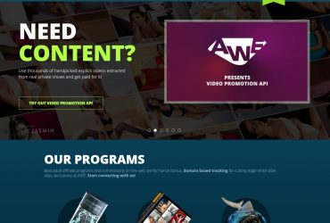 Awempire - all Porn Affiliate Network