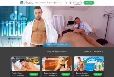 Vrbgay - all Gay Vr Porn Sites